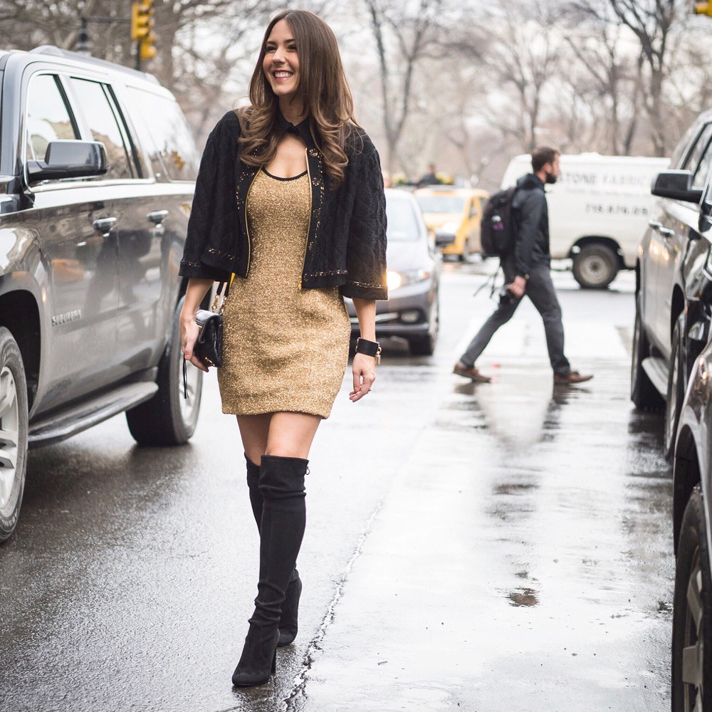 Styling In The Big Apple During New York Fashion Week