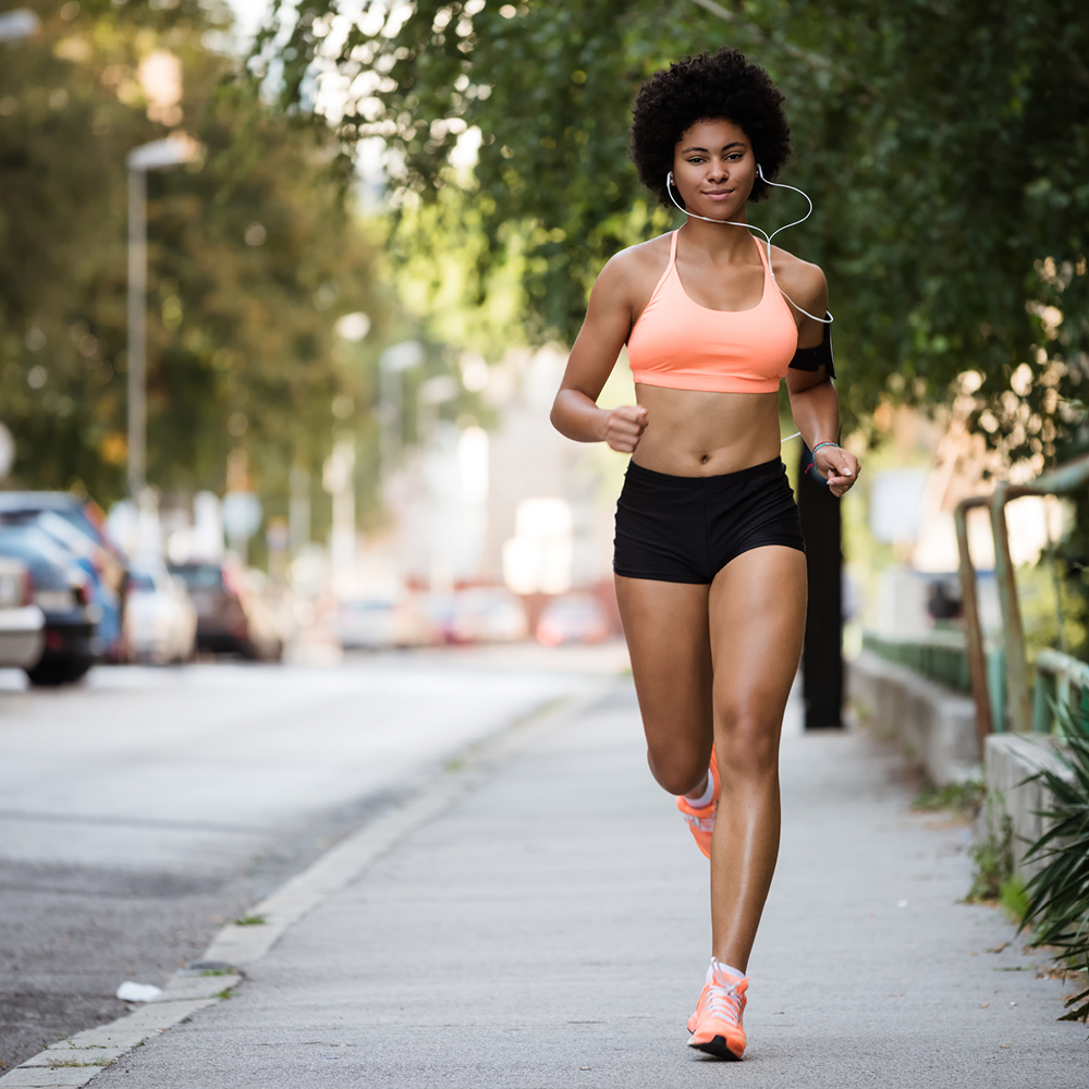 Running Has Many Positive Benefits On The Body