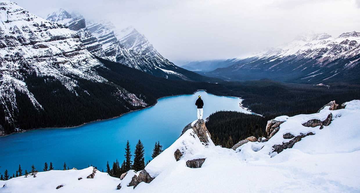 Canada's Beautiful Winter Resorts