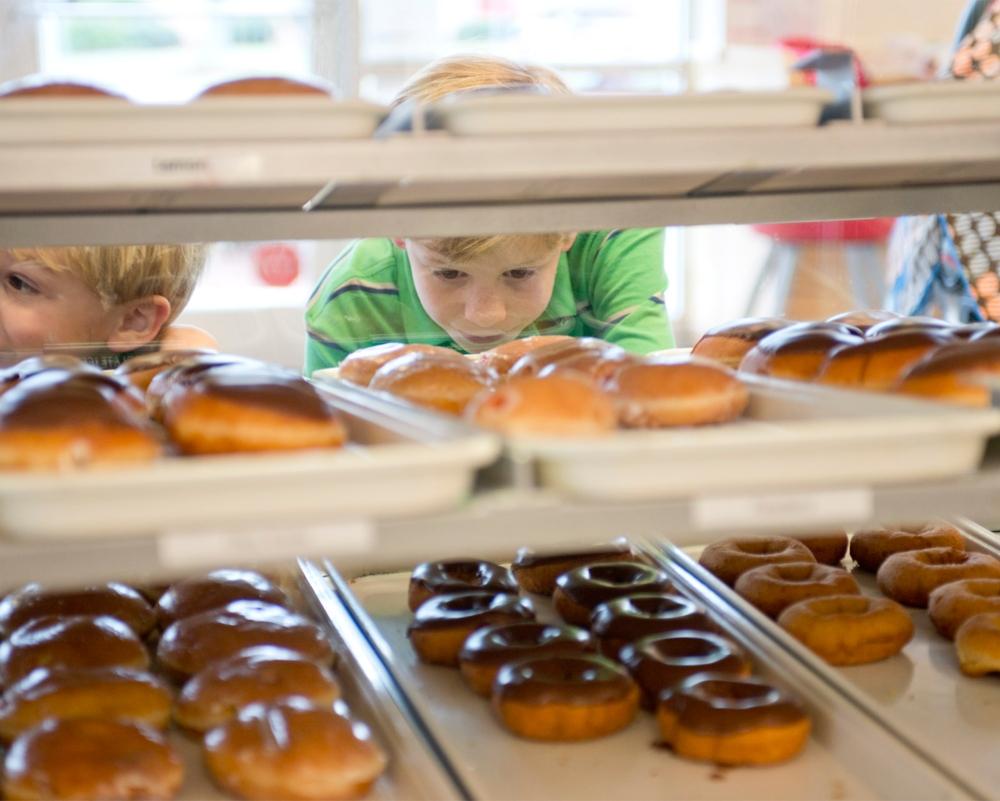 FREE Doughnuts at Krispy Kreme! National Doughnut Day