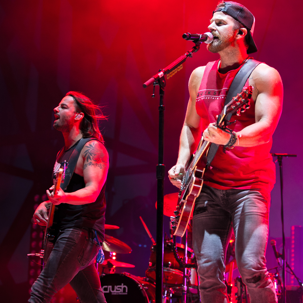 Kip Moore, Cavendish Beach Music Festival Photo Credit: Trina Stewart