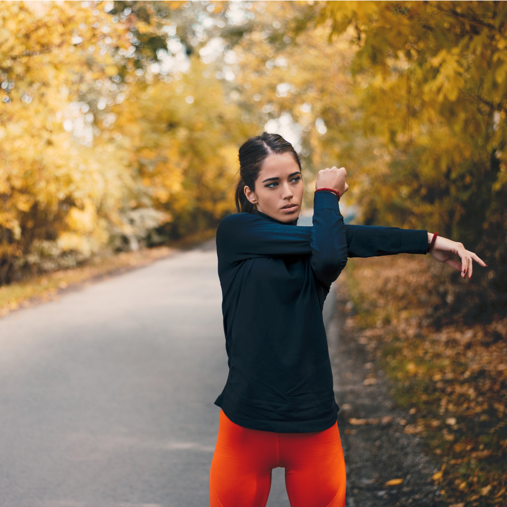Healthy Living—Sticking To Your Fitness Routine