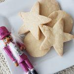 Vegan Shortbread Cookie Recipe
