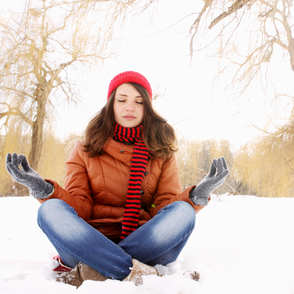 This Holiday Season Take Time To Meditate