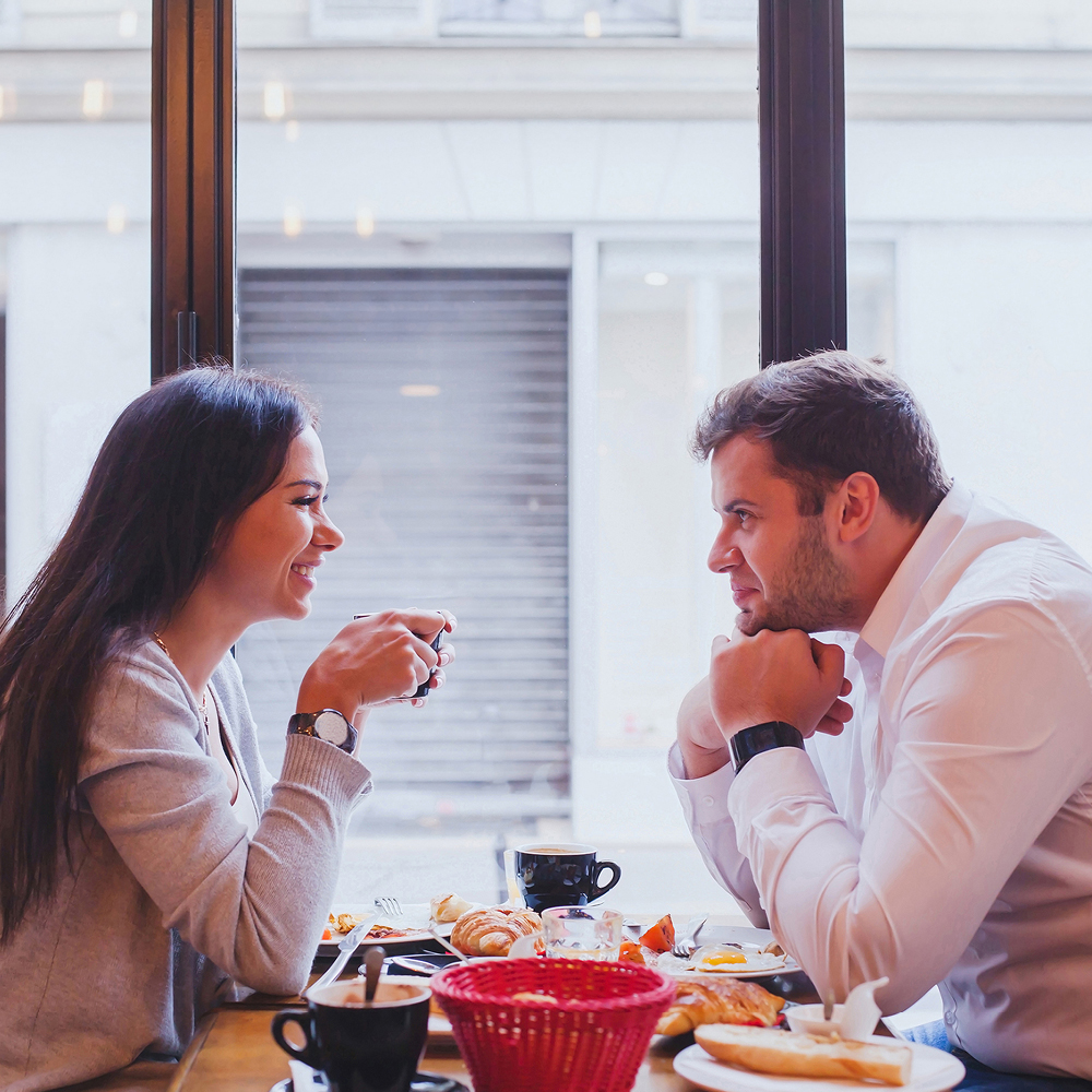 Don't do a Steak Dinner with a Vegan… and Other First Date Tips