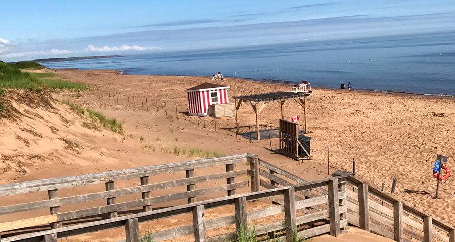 10 Reasons to Visit PEI This Summer Cavendish Beach