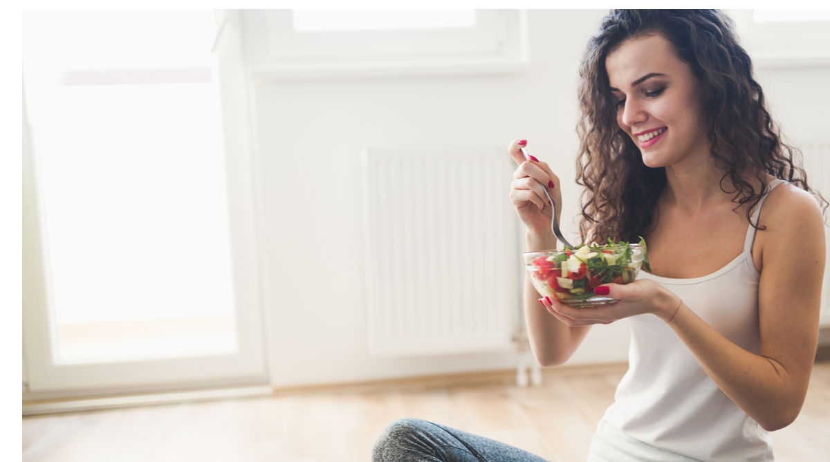 3 tips on how to stop over eating at meals