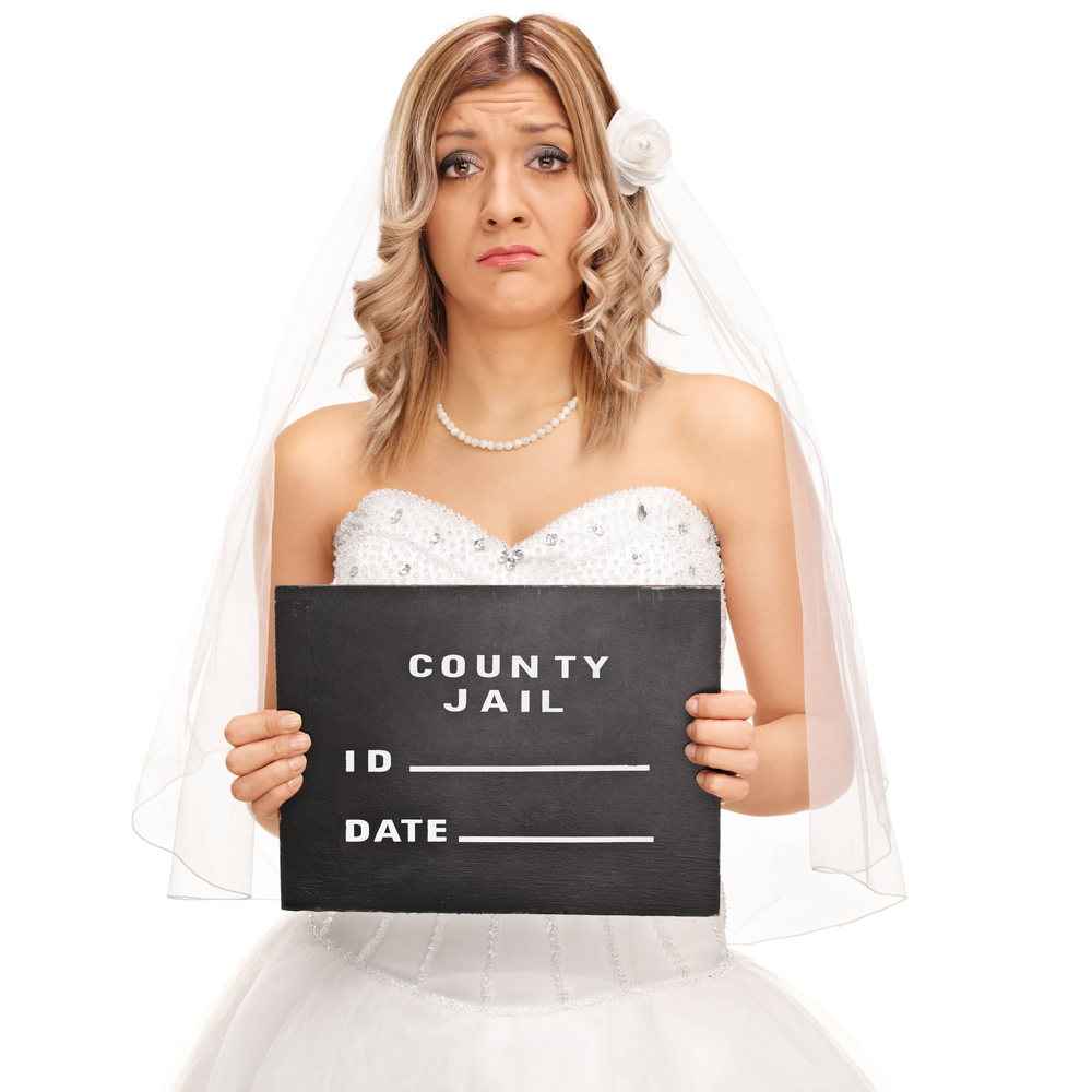 How to Get Through Planning Your Wedding (Without Landing Behind Bars)
